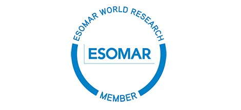 Member of (ESOMAR) ESOMAR is the essential organisation for encouraging, advancing and elevating market research worldwide...